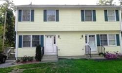 Bright Charming Colonial Townhouse w/ Country Setting on the West Side of Worcester built in 2005 for sale. Not many homes come up for sale in this desired neighborhood. NO CONDO FEES! This beautifully maintained home features 2 oversized bedrooms w/