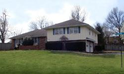 Located in Beautiful Cherry Valley Estates on a Half Acre Corner Lot! You'll fall in love with this peaceful neighborhood, just outside the city limits. This well designed floor plan offers a spacious Living/Dining Room and a Family Room that is open to