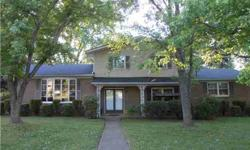 """Established neighborhood. Selling """"AS IS"""" needs a little TLC. Real oak hardwood floors under carpet. Part of garage has been converted and could be teen or in law suite. Listing originally posted at http"""