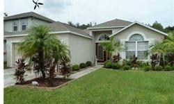 Short Sale. Short Sale; 3 bedroom, 2 bath, 2 Car Garage home with beautiful conservation views! Located in desirable Richmond Place in the heart of New Tampa. Home features laminate floors in living/dining and family room area, tile in all wet areas, blin