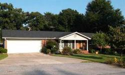 This well kept 3BR/2BA brick home located in a quiet neighborhood near all amenities on the popular Eastside of Greenville has been completely updated with 6 panel doors w/brushed nickel hardware, cabinetry, plush carpet and paint. Quality and style are