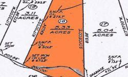 This property would make a great home site. It is conveniently located between Farmville and Keysville and convenient to 360.Listing originally posted at http