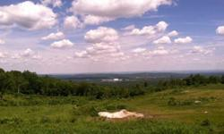 This Mountain top lot has breathtaking views of the Monadnock Mountains, Springfield, Hartford, & the Connecticut River.