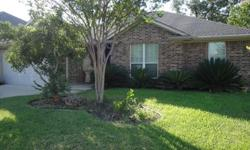 Love coming home to Shenandoah... conveniently located in south College Station with neighborhood parks and amenities. This four-bedroom, two-bath home touts an extra large living room, two eating bars, and plenty of generous shade trees in the private