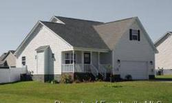 BEAUTIFUL HOME WITH MASTER SUITE DOWNSTAIRS, LARGE LAUNDRY ROOM AND SPACIOUS LINEN/COAT CLOSETS. 2 BEDROOMS, A FULL BATH AND THE BONUS ROOM COMPLETE THE UPSTAIRS. LANDSCAPED YARD W/ IRRIGATION AND VINYL PRIVACY FENCE! Listing originally posted at http