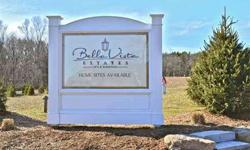 Introducing bella vista estates! Fabulous opportunity to build your dream home in an exclusive pecoy neighborhood!