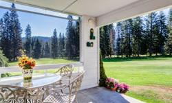 Ground floor condo on the Kahler Glen Golf Course near Lake Wenatchee. Golf in summer and xc ski out your back door in winter. Just a short bike ride to Lake Wenatchee and a few minutes to Stevens Pass.Listing originally posted at http