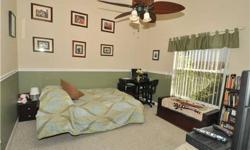NOT a short sale! You can close quickly on this 3 bedroom, 2 bath home in the Covington Park Community in Apollo Beach. As you step through the double front door entry, you will notice the open floor plan with soaring ceilings and lots of tile (carpet in