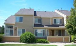 Don't miss this charming townhome located on greenbelt. This is perfect for a family or roommate situation. Each bedroom has its own full bath. This unit is immaculate and was recently painted in designer colors. Home has central air, humidifier, and gas