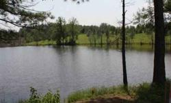 16.27 acres of rolling pasture to pond at rear. Some peach trees on the front of the property with mountain views. Listing originally posted at http
