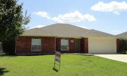 Open spacious floorplan with split bedrooms, city utilities, large kitchen with room for an island and abundant cabinets. This home has been completely updated with new counters, fixtures, tile, carpet and paint inside and out. Peaceful covered patio with