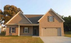 100 % financing with rural development. 9 ft ceilings. 3 bedrooms, 2 baths, 2 car garage on large treed lot. Unfinished bonus room. Living room with fireplace. You don't want to miss this one.Listing originally posted at http