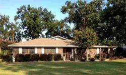 Park-like Setting With Mature Shade Trees Surround This Well Cared For Home That Reflects Lots Of Care & Pride. In Tip-top Shape, It Offers A Very Large Family Room With Gas Log Fireplace, Vaulted Ceiling, And Long Windows On Three Sides. From The