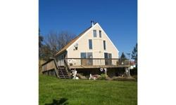 An Exceptional View from this Exceptional Buy. This lovely Cape Cod A-Frame Style home has over 2,000 square feet of living space. Home is situated in a lovely area between Lake Josephine and Lake Florence. Kick back on the wrap around deck and enjoy