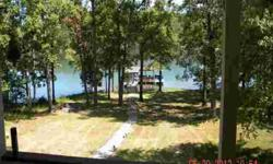 This lake home is updated for easy carefree cleaning with ceramic tile threw out, cleaning is a snap. So invite all of your family, friends and enjoy the beautiful Ozark weather. This home has an open floor plan, 3 baths, 2 bedrooms an extra bonus room