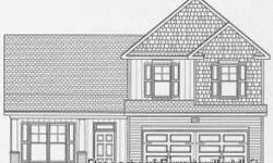 H&H new Eco Home with 2x6 void free framing, radiant barrier roof,natural gas range,gas logs, low E windows,14 seer heat pump and programmable thermostat,low use water features,energy star dishwasher,3rd party testing,on large wooded lots.Spacious 2stry