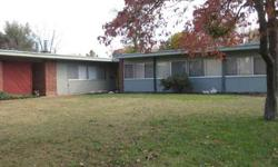 St. Louis architect Cecil Drake designed this grand mid-century masterpiece. Classic looks and clean lines are the hallmarks of this three bedroom plus den and family room, two bath home. Located on a quiet side street in a well-established neighborhood,