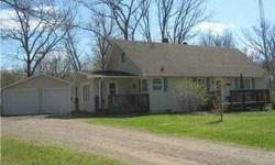 Fantastic location in a rural setting with room for any life style and family size. In addition to the well manicured grounds, there are also 10 acres of trails to explore and enjoy. This wonderful 4 bedroom home has main floor laundry, 4 season sun room,