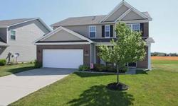 Biggest house in Westfield under 175K. 3 bedrooms, loft plus a study. Open concept living on the main level features Great Room/Dining Room open to Kitchen w/center island, HUGE walk-in pantry, breakfast room & all appliances included. Large Master