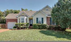 Charming Traditional 3 Bedroom 2 Bath home ready to move into. Pride of ownership shows inside and out. Granite, Stainless Appliances and hardwoods. Vaulted ceiling in Family Room. Take a tour and see more of this great home.Listing originally posted at