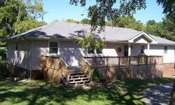 For sale by owner. Great Location! Beautiful home in move-in ready condition. Located across from Stone Meadow entrance on Weaver Rd., this 3000 SF home is situated on 2 acres. You are close to everything, but outside city limits. This basement home