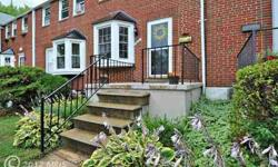 Location, location, location! Charming brick town home centrally located on one of the nicest streets in Knettishall! Amenities include upgraded bath, newer HVAC system, replacement windows, spacious bay window in living room. Nearly new wall to wall