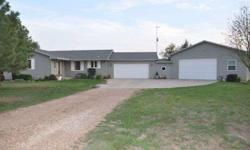Three beds, 1 baths county home on three acres. Close short drive to rose hill, derby, wichita, andover or augusta. Listing originally posted at http