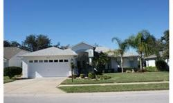 Very spacious 2 bedroom, 2 bath single family home. Features include: A 12x23 ft. enclosed lanai with huge sliding doors overlooking the 17th hole of Heritage Pines golf course.Kitchen with bay window, designer window treatments thoughout. Separate living
