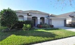 No Short Sale on this 2003 Regency model custom home by Inland Homes. With over 2000 square feet, this spacious 4 bedroom, 3 full bath home boasts a great open floor plan. Upon entering the foyer, there is a formal dining room and living room. Archways