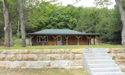 House with 13 acres, 35 miles North of Manhattan. Located 5 miles NW of Olsburg, KS. North end of Tuttle Cr. Lake--Pott Co. Hunting and fishing opportunities abound! Beautiful Tuttle Creek, State Park just minuets away, with large lake, numerous nature