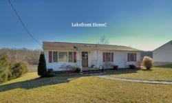 Lakefront Home close to everything! 10 mins to WalMart, 15 to NGIC or GE. Put your skiff in the water from your backyard and go fishing, or jump in the lake for a morning swim or to play with the kids. Must see inside to appreciate all the features! This