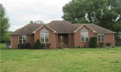 Lease purchase available! All brick home on large park like lot. Large rooms with lots of storage space. Detached shop behind home great for office or any other space needed. Listing originally posted at http