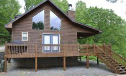 Awesome mountain view from this cute chalet. Great for vacation or retirement home. Would make a great vacation rental. Hardwood floors. Out buildings to store your toys. Wake up and enjoy the sunrise from the deck off the master. A great setting! Level