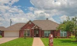 How about a big house in a small town? This 4 bedroom, 2 bath home is comfortable and well maintained. Bright, light, with an open floor plan and split bedroom plan. Kitchen plan is open with a wonderful breakfast bar. With peace and quiet in this small