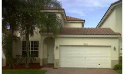 Lake Front! Gorgeous 2-Story TH in Grand Key at Sunset Lakes in Miramar, features 3bed/2.5bath/2car-garage, beautiful tile & new wood floors, laundryroom, clubhouse w/pool, gym-room, basketball courts and much more! This corporate owned beauty is being