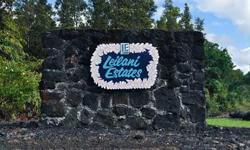 Leilani Estates 1 acre lot on Kupono street TMK # 1-3-035-090-0000