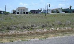 Double waterview lot on Kingfish in Holiday Beach! 100 X 100 lot to build what you want and enjoy amenities such as 3 boat launches, lighted fishing pier, swimming pool, and park for an amazing $70/year HOA dues! Community water available. Septic require