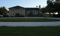 ONE OF A KIND -- 7.5 acres on the Manatee River. Have the best of everything