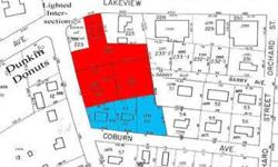 1.28 +/- to 1.88 +/- acres located on lighted corner intersection of Lakeview Avenue and Route 128 (Mammoth Road). This area has heavy traffic counts with growing retail presence and commercially zoned. Dunkin Donuts is across Mammoth Road. CVS and Lowell