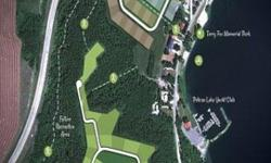 Cottage Grove is an 80 acre Master Planned community at Pelican Lake, Manitoba. The lake is about 30 mins from the International Border/Peace Gardens. The property has a meadow bisected by a treed valley and a plateau about 200 feet above the town with