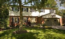 This 2-story, brick home in West Chester is a chef's delight, featuring a completely updated kitchen with stainless steel appliances. Counter bar and window seating, flanked by 2 floor-to-ceiling cabinets are great features of this kitchen. There is more
