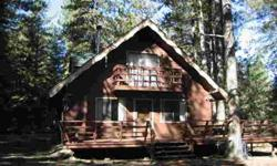 Make this well constructed property your main residence or your vacation getaway. Carole Benson has this 3 bedrooms / 2 bathroom property available at 53 Korominu Trail in GRAEAGLE, CA for $209500.00. Please call (530) 832-1600 to arrange a viewing.