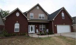 """BETTER THAN NEW ALL BRICK HOME WITH AMAZING """"BACKYARD ESCAPE"""" FEATURING POOL, HOT TUB AND PRIVATE DECK - MAIN LEVEL MASTER SUITE - OPEN FLOOR PLAN - HUGE KITCHEN WITH ISLAND AND PANTRY - A """"10"""" - SHOW AND SELLListing originally posted at http"""