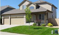 Wonderful home and ready for your furniture. Clean and well kept home. CO Homefinder is showing 3747 Barnard Lane in Johnstown, CO which has 3 bedrooms / 3 bathroom and is available for $214900.00.Listing originally posted at http