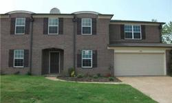 absolutely HUGE NEW HOME in Bartlett with 5 giant bedrooms, master down and giganrtic gameroom up MUST SEE TO BELIEVE seller to pay up to 4% towards closing! Listing originally posted at http