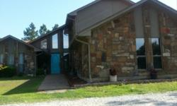 5 bedroom, 3.5 bath, approximately 3000 square feet on 2 acres. Has an above ground pool and storm cellar.