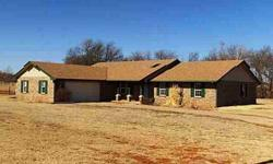 Country home w 30x40 barn on 5.7 acres. Sells at auction on april fifth @ 2