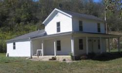 Remodeled- Move in Ready 3 Bedroom 2 Full Baths - NEW Carpet! NEW Ceramic Tile! NEW Windows! NEW Baths! NEW Kitchen! NEW Doors! 41 acres with livestock barn, perfect for horse lovers. Located in Franklin County. FOR SALE ONLY! do not contact for rent or