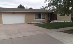 Originally built by Willard Lage, this solid home features a covered rear deck, fenced back yard, three main floor bedrooms, walk-out basement, two-stall heated garage, storage areas throughout home and garage, paved access to back yard with plenty of