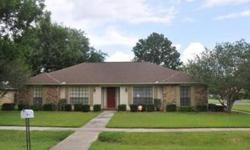 Solid 4 Bedroom, 2.5 Bath well maintained home situated on a corner lot in popular Huntington Park Subdivision. Huge Living Areas with brand new wood laminate flooring and lots of natural light. The kitchen features lots of granite countertops, plenty of